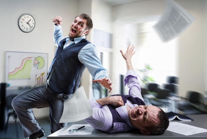 office-violence