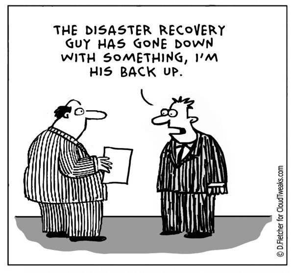 disaster recovery guy